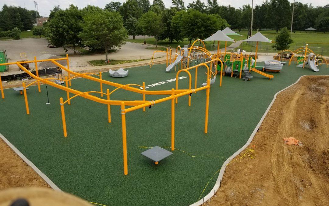 Playground Grand Opening NEW DATE!